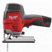 Milwaukee M12JS-32B M12 Li-Ion Jigsaw (2 Batteries)